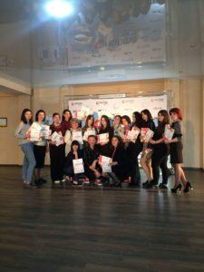 Выставочный зал Дома Москвы: презентация Honmo Tokio