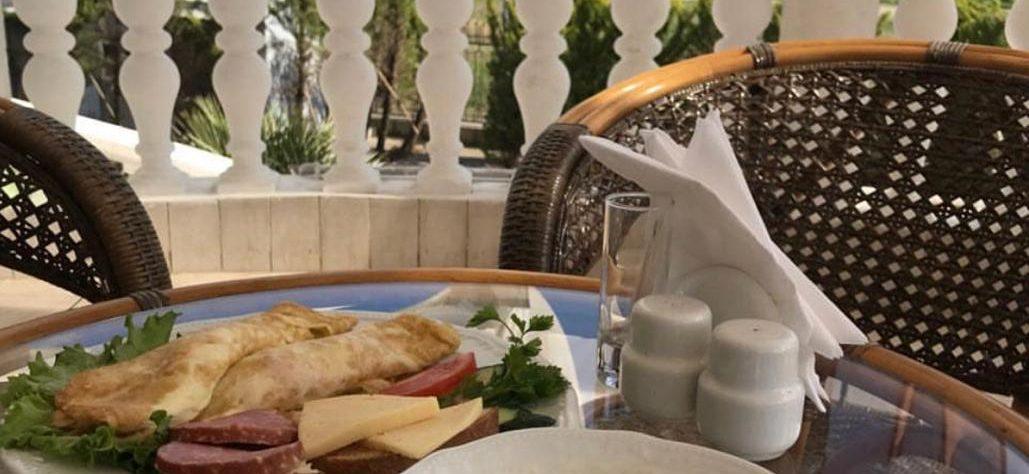 Завтраки в отеле Дома Москвы